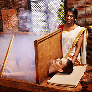 swedana ayurvedic steam bath