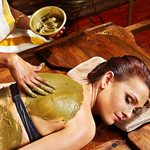 udwarthana ayurvedic powder massage