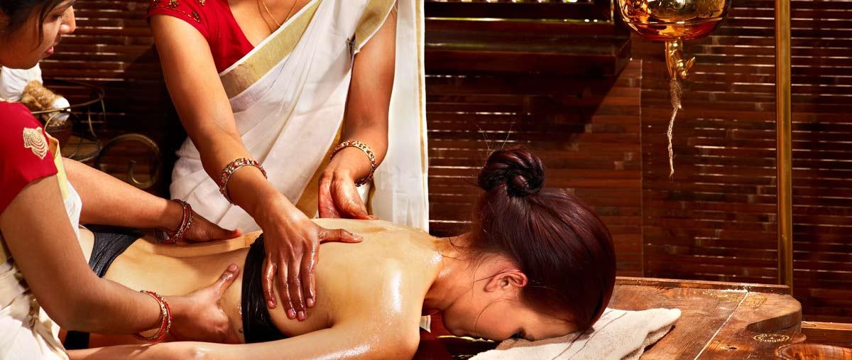 pizhichil ayurveda treatment